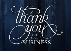 shop thank you cards for business by cardsdirect