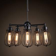 light fixtures primitive 5 light fan shaped industrial light fixtures