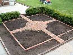 landscaping with bricks best 25 brick garden ideas on spiral garden garden