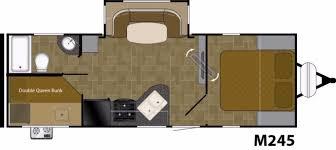 2017 heartland mallard m245 rd1334417 12 fifth wheel floor plans