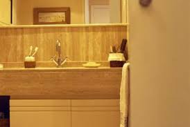 How To Paint Bathroom How To Paint Laminated Vanity Cabinets In A Bathroom Home Guides