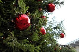 amazing ideas outdoor tree ornaments 25 awesome for