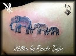 3 elephants by enoki soju by enokisoju on deviantart