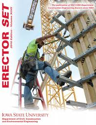 2016 erector set iowa state university construction engineering