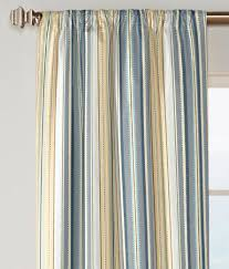 satin stitch stripe lined curtains and draperies country curtains