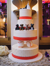 theme wedding cakes sports themed weddings baseball themed wedding cake ideas