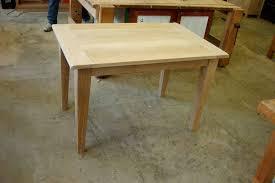 table cuisine en bois exquisit table en bois de cuisine haus design