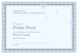 borderless certificate templates blank certificate templates microsoft