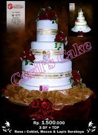 wedding cake surabaya kue pengantin gallery mc party celebration