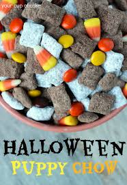 halloween puppy chow take 2 your cup of cake