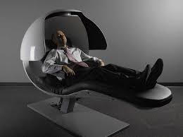 sieste au bureau le fauteuil energypod est optimisé pour les siestes au bureau the