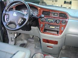 Interior Of Honda Odyssey Amazon Com Honda Odyssey Interior Burl Wood Dash Trim Kit Set