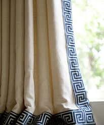 Decorative Trim For Curtains 43 Best Cerulean U0027s Window Treatments Images On Pinterest