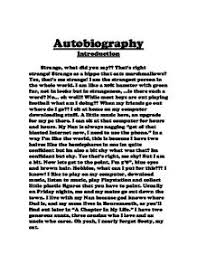 resume for student teachers exles of autobiographies autobiography creative writing gcse music marked by