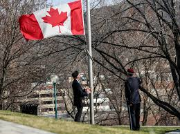 What Leaf Is On The Canadian Flag Photo Gallery Vimy Ridge Ceremony Kamloops This Week