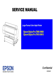 epson 7600 9600 field repair guide printer computing menu