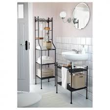 Metal Bathroom Shelves Extraordinary Metal Bathroom Shelf Wall Shelves Faamy