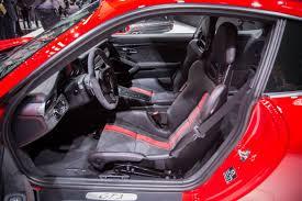 Gt3 Interior 2018 Porsche 911 Gt3 Promises Plenty Of Naturally Aspirated Power