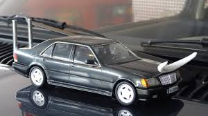 build mercedes bullshipper mercedes w140 model car build s500 models w gift