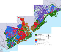 Charleston Sc Map Sea Level Rise Planning Maps Likelihood Of Shore Protection In