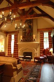 An English Country Family Room - Country family room