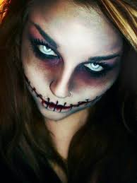 Spooky Halloween Costumes Ideas U0027s Dark Demon Costume Ideas Scary Halloween Makeup Ideas