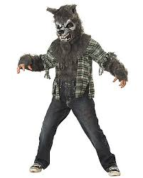 Spirit Halloween Pet Costumes Kids Werewolf Costume Spirithalloween