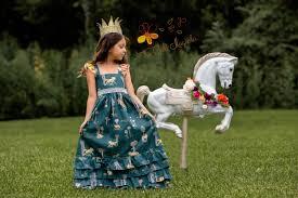 girls unicorn maxi dress u2013 unicorn dress u2013 girls boutique maxi