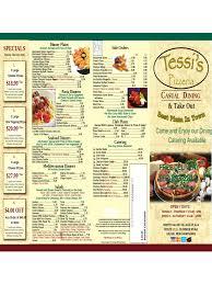 dining menu template sle menu template