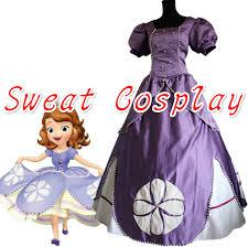 Sofia Halloween Costumes Cheap Princess Sofia Costumes Adults Aliexpress