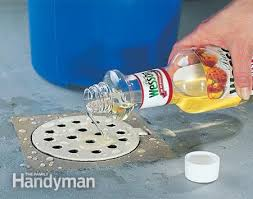 how to clean a smelly drain in bathroom sink bad smell in the house plumbing drains basements and toilet