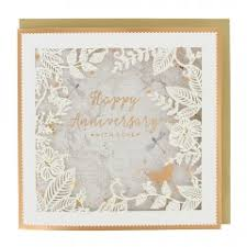 anniversary cards number of years cards happy anniversary cards