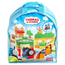 mega bloks thomas friends thomas sodor adventures building bag