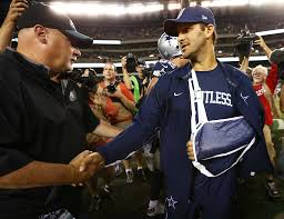 eagles cowboys thanksgiving nbc u0027s football night in america show talks about cowboys u0027 win over