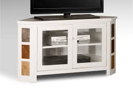 Furniture For Tv And Stereo White Stereo Cabinets With Glass Doors Best Home Furniture