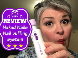 review of nails nail buffing system as seen on tv youtube