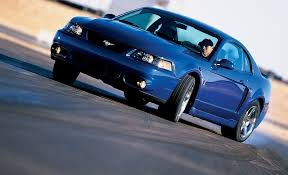 cobra mustang 2003 ford svt mustang cobra road test review car and driver