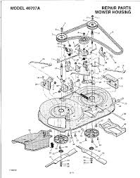 murray lawn mower belt replacement diagram 2010 06 11 230127 6 4