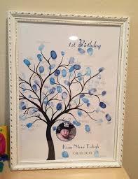 bridal shower guest book alternatives customized wedding fingerprint tree guestbook alternative party