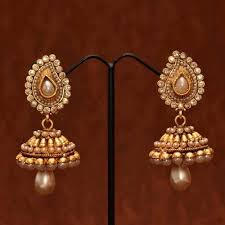 jhumka earrings online jhumka earrings purchase