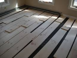 Hardwood Floor Nails White Pine Flooring Installation Tips