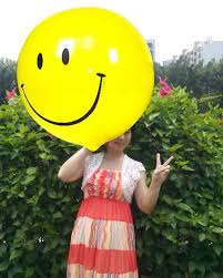 oversize balloons smiling helium balloons 36 event party supplies oversize
