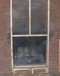 fireplace how to cover old brick fireplace decor modern on cool