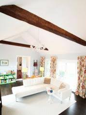 Fake Ceiling Beams by 5 Ideas For Faux Wood Beams This Old House