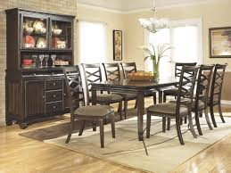 chair bordeaux 10 pc dining room set table 2 arm chairs 6