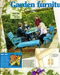 Very Garden Furniture Garden Furniture Plans U2022 Woodarchivist