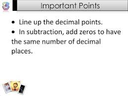 solving equations by adding and subtracting decimals 7th grade