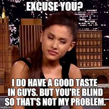 Ariana Grande Meme - ariana grande imgflip