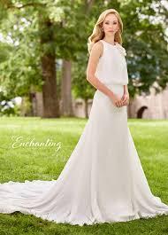 blouson wedding dress enchanting by mon cheri 118135 blouson silhouette destination