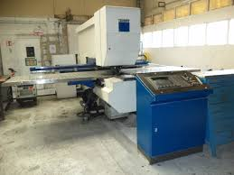 tc 240 punching machine u0026 tooling trumpf used sheet metal